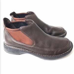 Merrell 7.5 Tetra Brown Walking Shoes Slip on